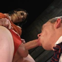 Chelsea Marie in 'Kink TS' Hot Tattooed Bartender Ts Chelsea Marie Serves It Hard To Horny Patron (Thumbnail 5)