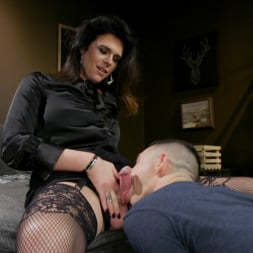 Corbin Dallas in 'Kink TS' Kendall Penny Punishes Task App Guy With Her Cock. (Thumbnail 5)