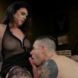 Corbin Dallas in 'Kink TS' Kendall Penny Punishes Task App Guy With Her Cock. (Thumbnail 7)