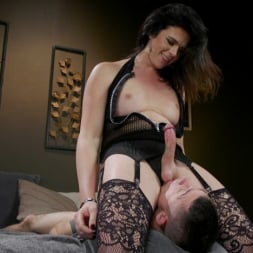 Corbin Dallas in 'Kink TS' Kendall Penny Punishes Task App Guy With Her Cock. (Thumbnail 13)