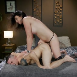 Corbin Dallas in 'Kink TS' Kendall Penny Punishes Task App Guy With Her Cock. (Thumbnail 16)