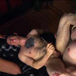 Corbin Dallas in 'Kink TS' TS Dominatrix Jesse Fucks a Submissive Man and a TS Man in all Their Whore Holes!! (Thumbnail 9)