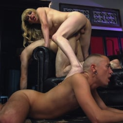 Corbin Dallas in 'Kink TS' TS Dominatrix Jesse Fucks a Submissive Man and a TS Man in all Their Whore Holes!! (Thumbnail 12)