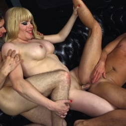 Corbin Dallas in 'Kink TS' TS Dominatrix Jesse Fucks a Submissive Man and a TS Man in all Their Whore Holes!! (Thumbnail 13)