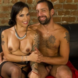 DJ in 'Kink TS' Punished By Her Dominating Cock (Thumbnail 11)