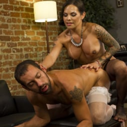DJ in 'Kink TS' Punished By Her Dominating Cock (Thumbnail 17)