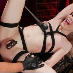 Lianna Lawson in 'Kink TS' Bad Little Bitch: Lianna Lawson Punished, Suspended and Fucked (Thumbnail 19)