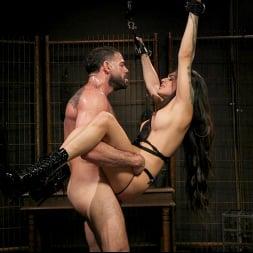 Eva Maxim in 'Kink TS' I'm Your Nasty Girl: Eva Maxim Submits Her Body to Ricky Larkin (Thumbnail 15)