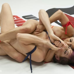 Francesca Le in 'Kink TS' Battle of the tough Bitches Winner Fucks Loser (Thumbnail 1)