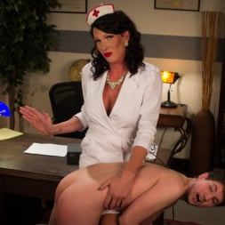 Grayson in 'Kink TS' Morgan Bailey and her HUGE load of cum! (Thumbnail 3)