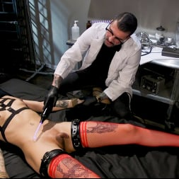 H3ll4SL00tz in 'Kink TS' Submissive A.I. - Sexy Ryder Monroe is Punished by Cynical Scientist (Thumbnail 2)