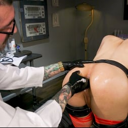 H3ll4SL00tz in 'Kink TS' Submissive A.I. - Sexy Ryder Monroe is Punished by Cynical Scientist (Thumbnail 4)
