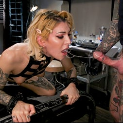 H3ll4SL00tz in 'Kink TS' Submissive A.I. - Sexy Ryder Monroe is Punished by Cynical Scientist (Thumbnail 9)