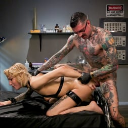 H3ll4SL00tz in 'Kink TS' Submissive A.I. - Sexy Ryder Monroe is Punished by Cynical Scientist (Thumbnail 15)