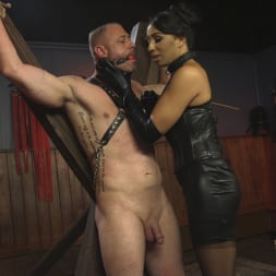 Honey FoXXX in 'Kink TS' First Time Cream Pie (Thumbnail 3)