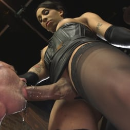 Honey FoXXX in 'Kink TS' First Time Cream Pie (Thumbnail 5)