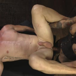 Honey FoXXX in 'Kink TS' First Time Cream Pie (Thumbnail 13)