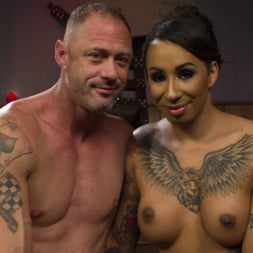 Honey FoXXX in 'Kink TS' First Time Cream Pie (Thumbnail 15)