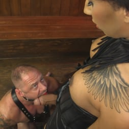 Honey FoXXX in 'Kink TS' First Time Cream Pie (Thumbnail 18)