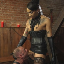 Honey FoXXX in 'Kink TS' First Time Cream Pie (Thumbnail 19)