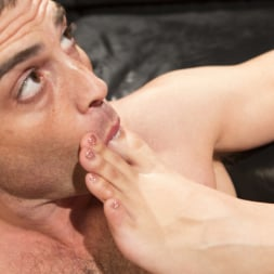 Honey FoXXX in 'Kink TS' Sensual Sex in the Champagne Room with Honey Foxxx and Lance Hart (Thumbnail 21)