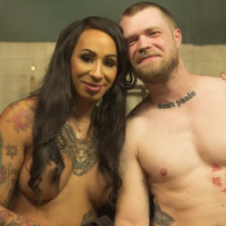 Honey FoXXX in 'Kink TS' TS Honey FoXXX Delivers Big Tits and a Huge Cock All Night Long! (Thumbnail 12)