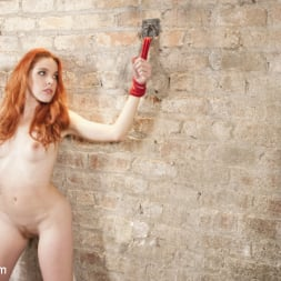 Isabella Sorrenti in 'Kink TS' Pervert espionage Red head spy can't resist She-cock (Thumbnail 2)