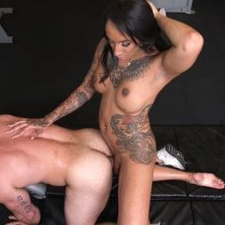 Jaxton Wheeler in 'Kink TS' Sweat Hard For Honey Foxx's Cock! (Thumbnail 10)