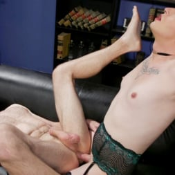 Jenna Creed in 'Kink TS' and Jonah Marx: Get Fired or Get Fucked (Thumbnail 18)