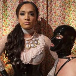 Jessica Fox in 'Kink TS' Kinky Tea Party with Jessica Fox (Thumbnail 2)