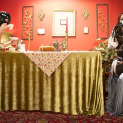 Jessica Fox in 'Kink TS' Kinky Tea Party with Jessica Fox (Thumbnail 4)