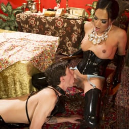 Jessica Fox in 'Kink TS' Kinky Tea Party with Jessica Fox (Thumbnail 24)