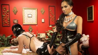 Jessica Fox in 'Kinky Tea Party with Jessica Fox'