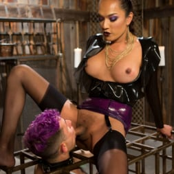 Jessica Fox in 'Kink TS' Out Foxed 2: Big Boss Becomes Dungeon Anal Whore (Thumbnail 7)