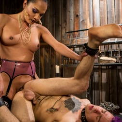 Jessica Fox in 'Kink TS' Out Foxed 2: Big Boss Becomes Dungeon Anal Whore (Thumbnail 15)