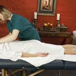 Jessica Fox in 'Kink TS' Sloppy NURU massage. Erotic Massage Parlor (Thumbnail 2)