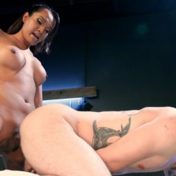 Jessica Fox in 'Kink TS' The Perfect Creation: Jessica Fox Dominates Her Mad Scientist Creator (Thumbnail 11)
