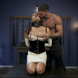 Jessica Fox in 'Kink TS' The Surrender: Jessica Fox submits to Ricky Larkin (Thumbnail 1)