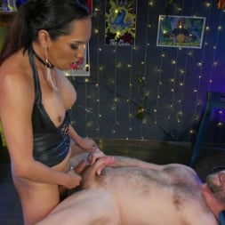 Jessica Fox in 'Kink TS' You're 86'd: Jessica Fox Fucks Muscled Troublemaker Colby Jansen (Thumbnail 22)