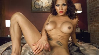 Jessy Dubai in 'POV domination warm-up for our Feature Threesome Update!'