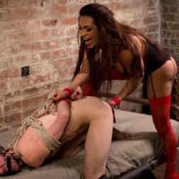 Jessy Dubai in 'Kink TS' TS Cream Pie For Good Sluts (Thumbnail 8)