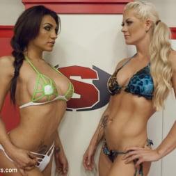 Jessy Dubai in 'Kink TS' Ultimate Sex Fight Championship Bout! Winner fucks Loser Any WAY! (Thumbnail 2)