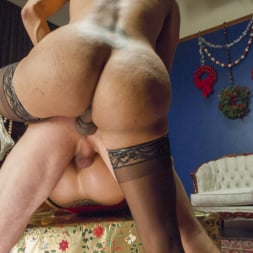 Jessy Dubai in 'Kink TS' Wife Swapping, Husband Swapping, Creampie Christmas Threesome (Thumbnail 6)