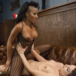 Jet Setting Jasmine in 'Kink TS' Beautiful Mistress of the night has a thirst for Virgin Blood (Thumbnail 10)