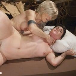 Joey Minx in 'Kink TS' TS Nina Lawless gives Joey Minx the boot in the most loving way (Thumbnail 10)