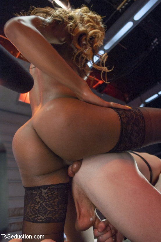 Kink TS 'Brings The Cock Rain - 9 half inches and 100 percent Cock Domination' starring Kayla Biggs (Photo 3)