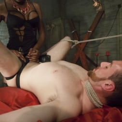 Kayla Biggs in 'Kink TS' wakes from Her Vampire Sleep Cock, Ass and Cum Hungry! (Thumbnail 6)