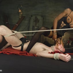 Kayla Biggs in 'Kink TS' wakes from Her Vampire Sleep Cock, Ass and Cum Hungry! (Thumbnail 8)