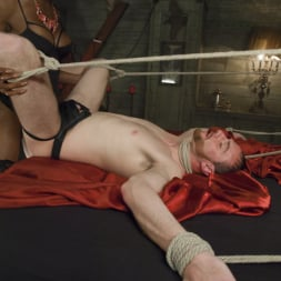 Kayla Biggs in 'Kink TS' wakes from Her Vampire Sleep Cock, Ass and Cum Hungry! (Thumbnail 9)