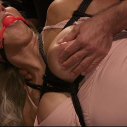 Kayleigh Coxx in 'Kink TS' Kayleigh Constrained: Kayleigh Coxx Serves Her Master Dominic Pacifico (Thumbnail 3)